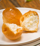 The Country Chef Bakery Co. Vanilla filled Profiteroles